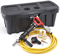 RIv-Nail rapid install system air powered hammer kit from Conveyor Accessories