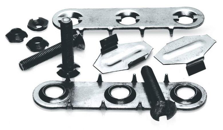 Belt Repair Plates.
